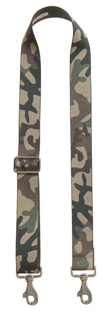 Bag Strap light camouflage - Silver