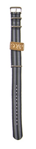 Soap Watch Candy Bracelets - grey