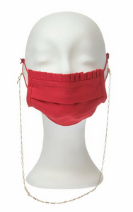 Community Mouth Nose Mask Set with Chain& Envelope