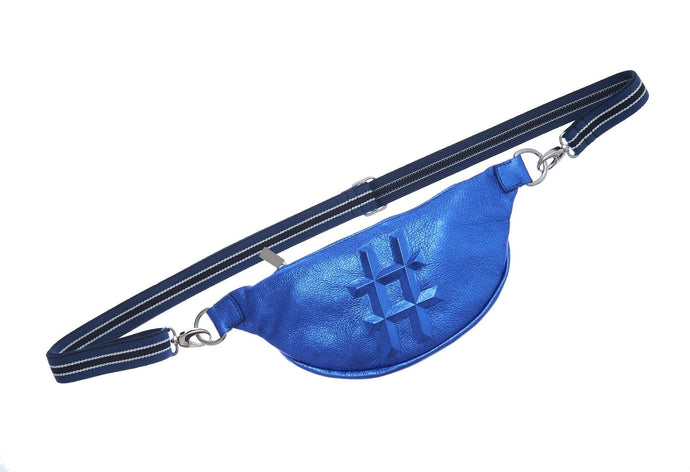 Belt Bag - Hashtag Disco Blue