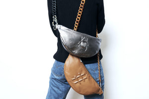 Belt Bag - Hashtag Silver