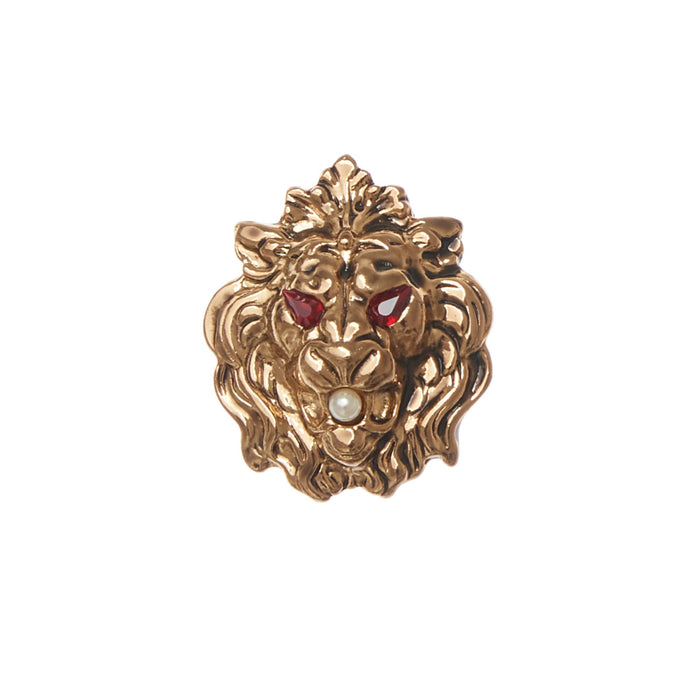 Watch Candy Bracelet - Gold Lion RW