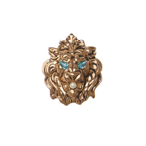 Watch Candy Bracelet - Gold Lion TW