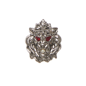 Watch Candy Bracelet - Silver Lion RW