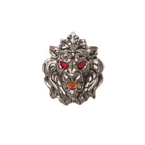 Watch Candy Bracelet - Silver Lion Motive RO
