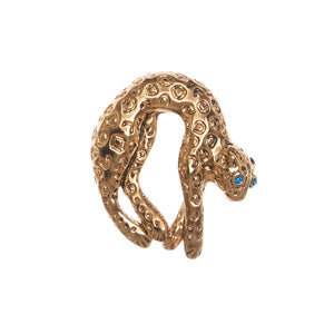 Watch Candy Bracelet - Gold Panther B