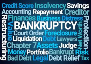 Tax Issues of Bankruptcy