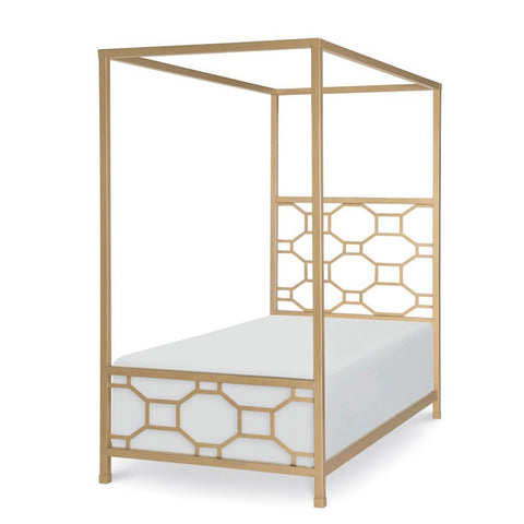 Shellsea Canopy Bed