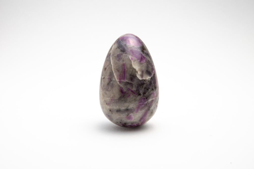 Ruby Feldspar Egg