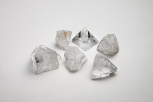 Apophyllite tips - 5 pcs