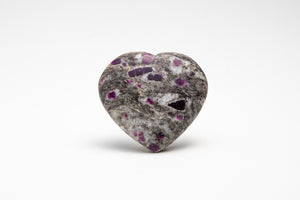 Ruby Granite Heart