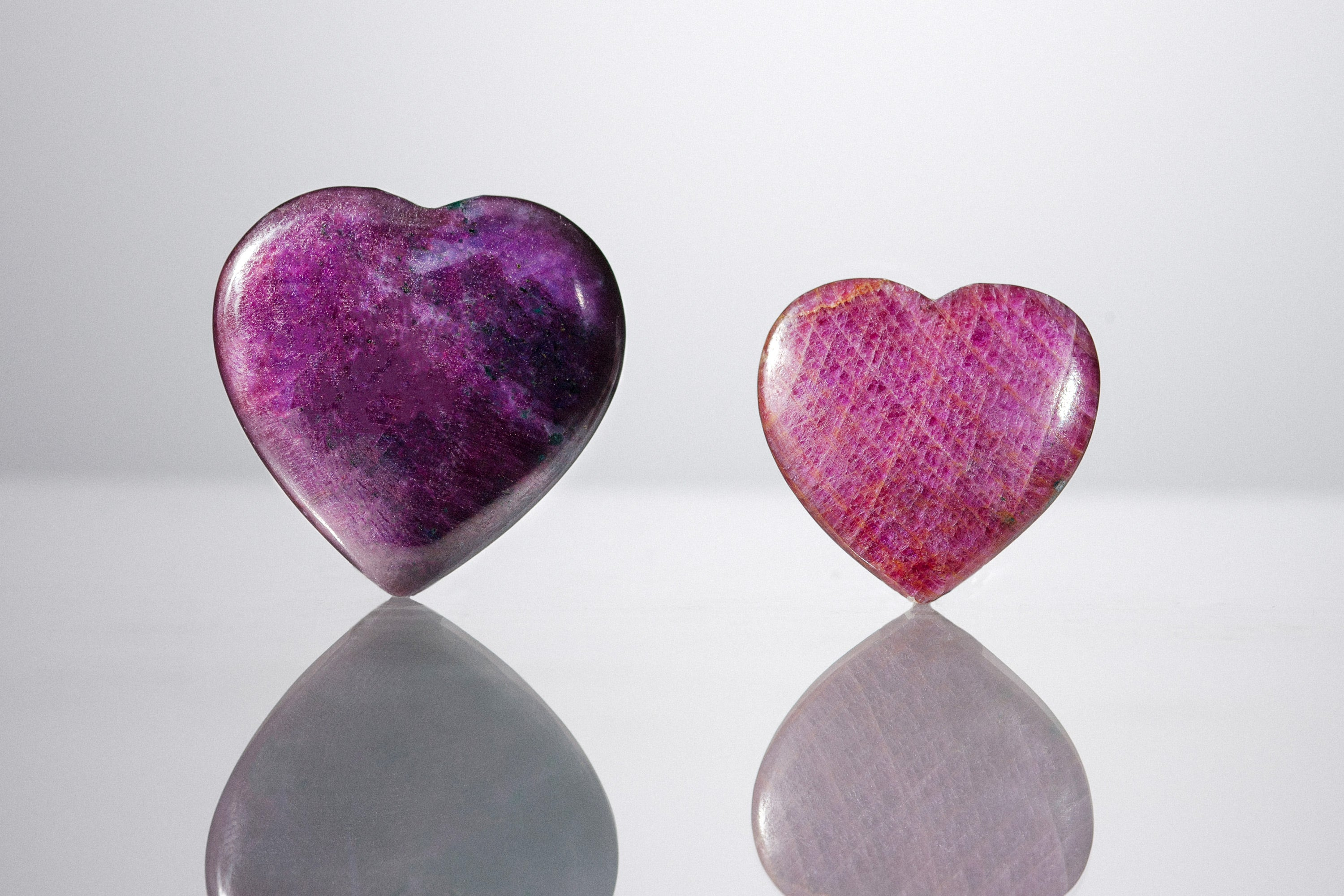 Large Ruby Heart