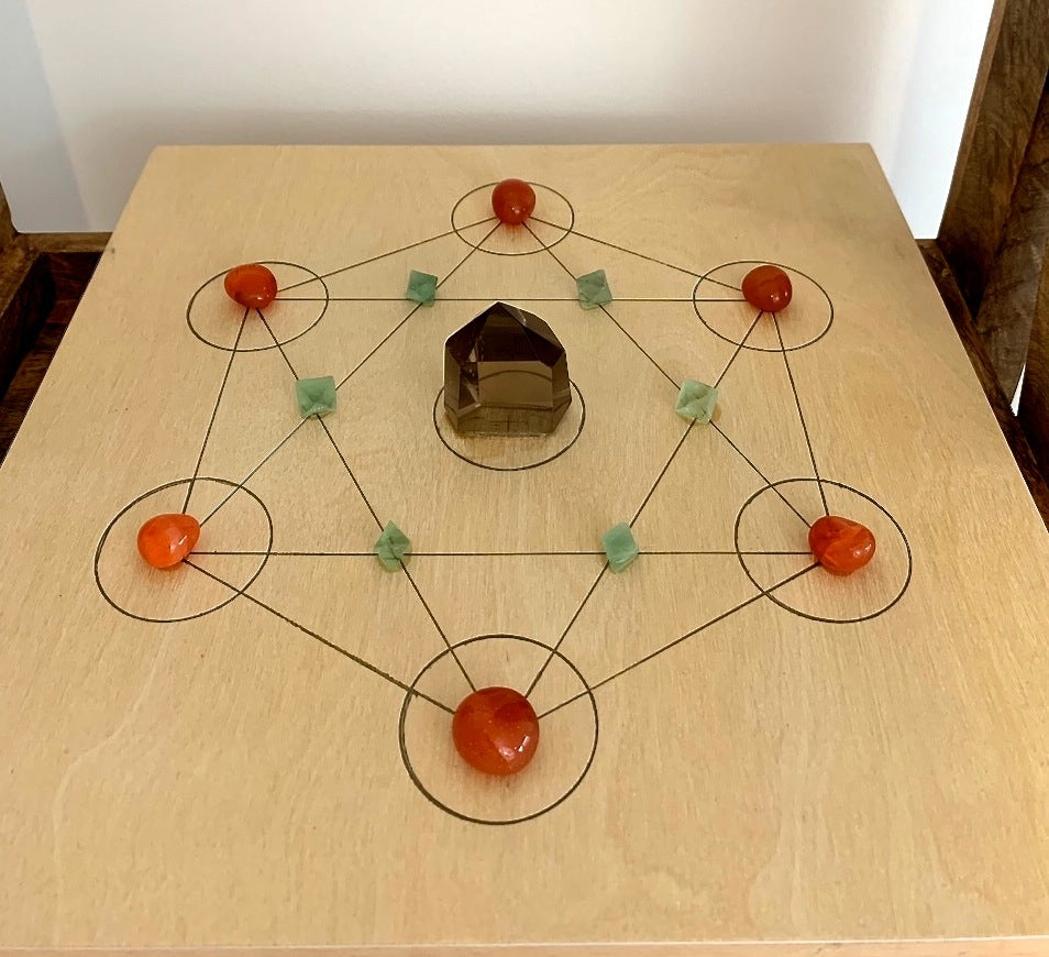 Crystal Grid - Creativity