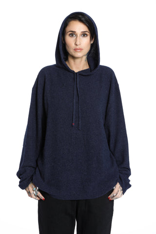 ENDLESS HOODY-NAVY_WOMEN