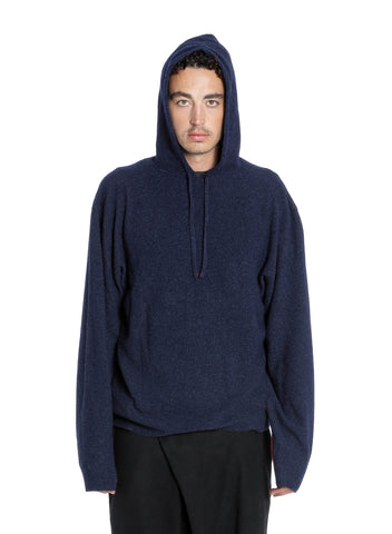 ENDLESS HOODY-NAVY