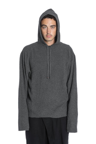 ENDLESS HOODY-CHARCOAL