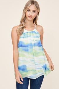 TIE DYE TOP - COLOR OPTIONS