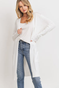 DUSTER CARDIGAN - COLOR OPTIONS