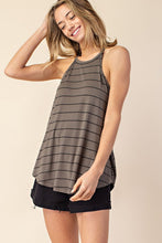 STRIPED TANK - COLOR OPTIONS