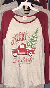 PICK-UP TRUCK CHRISTMAS
