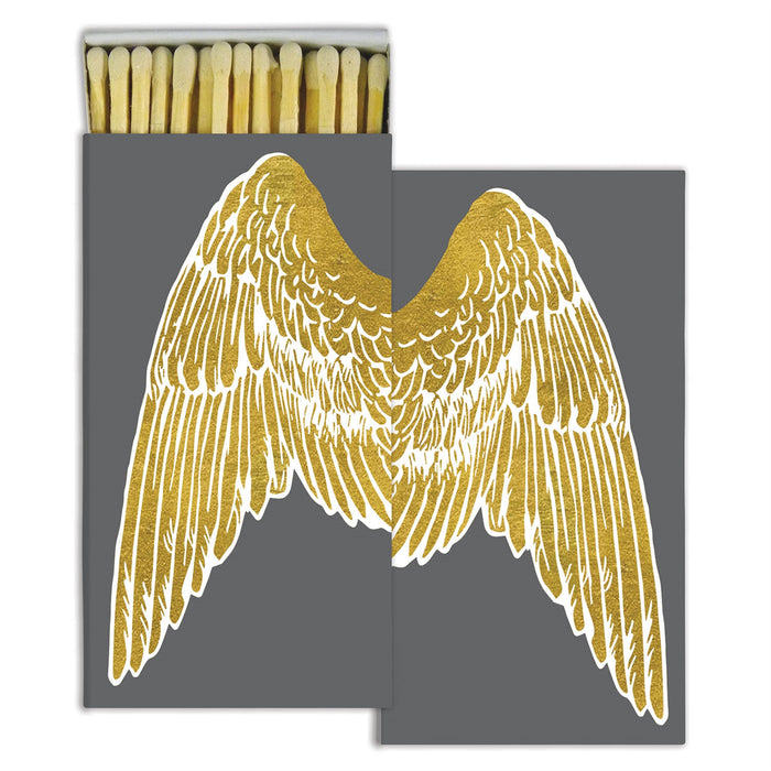 GOLD WINGS BOXED MATCHSTICKS