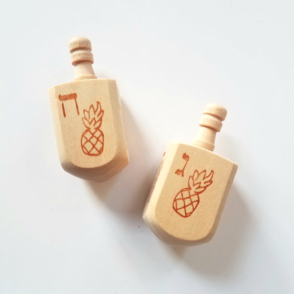 Pineapple Dreidel