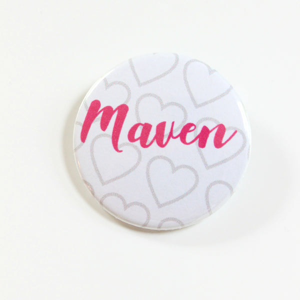 Maven Button Or Magnet