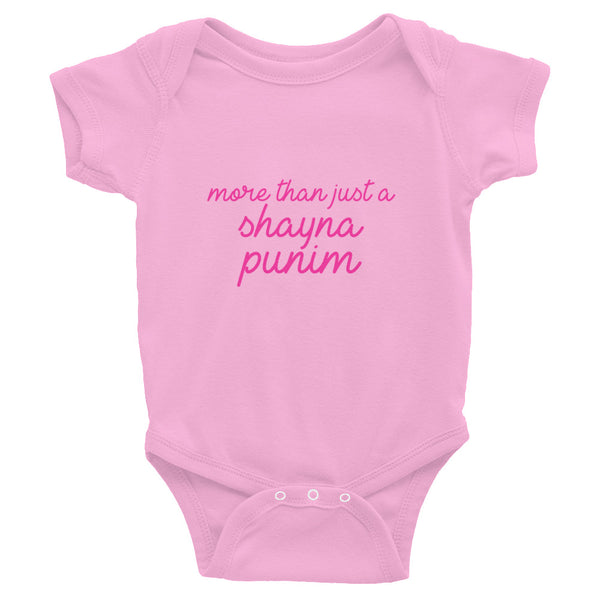 Shayna Punim Onesie