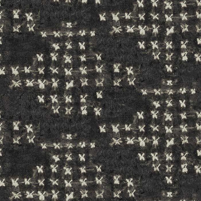 Barre Charcoal Fabric