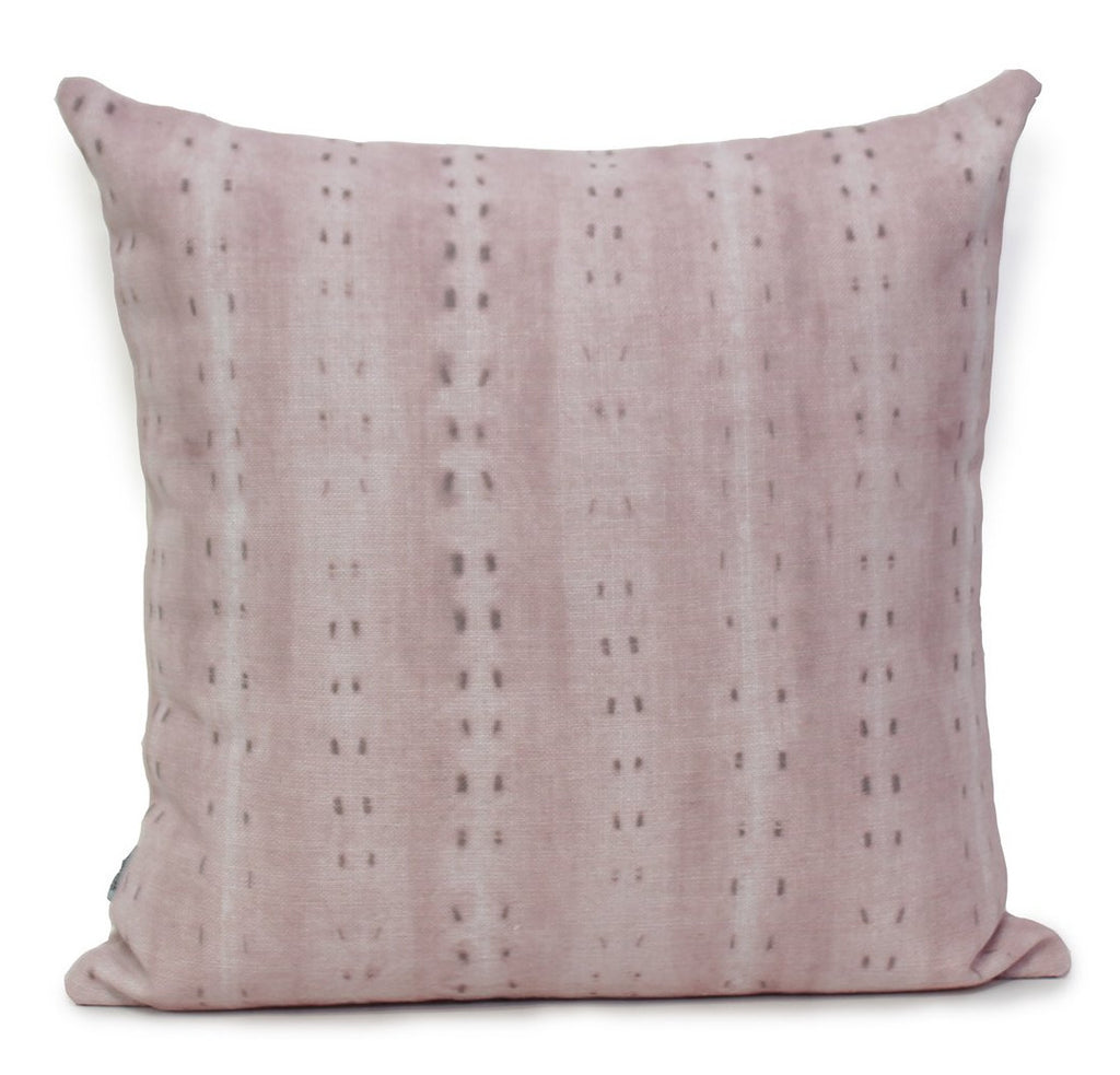 City Scape Day Cushion Rose