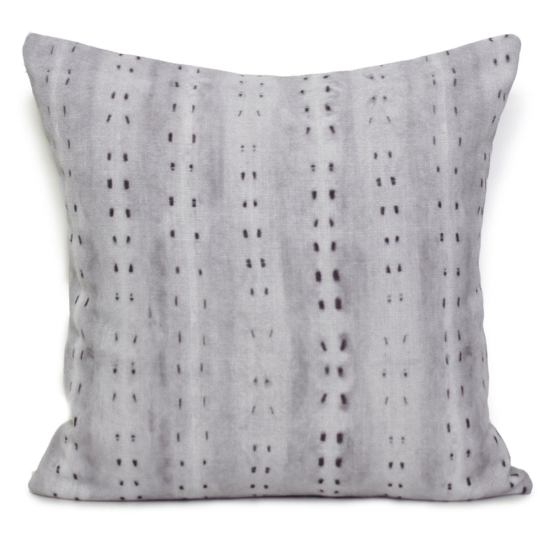 City Scape Day Cushion Charcoal