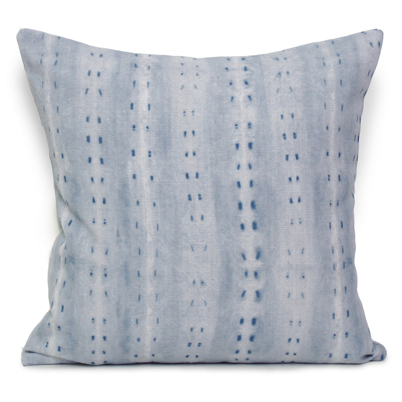 City Scape Day Cushion Indigo