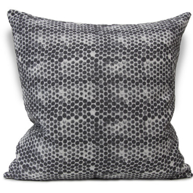 Helsinki Charcoal</p>Cushion