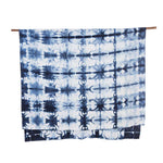 Mystic Indigo </p>Handmade Tablecloth