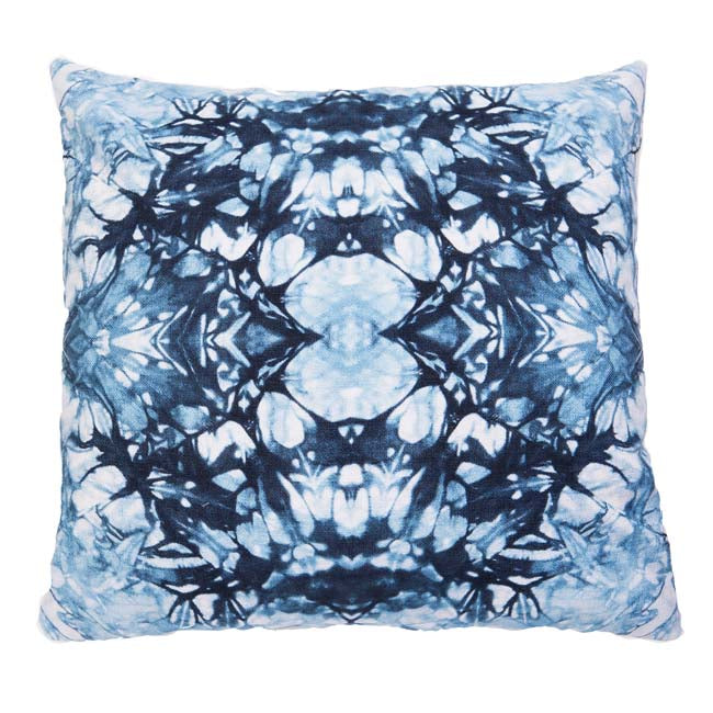 Quartz Cushion Indigo