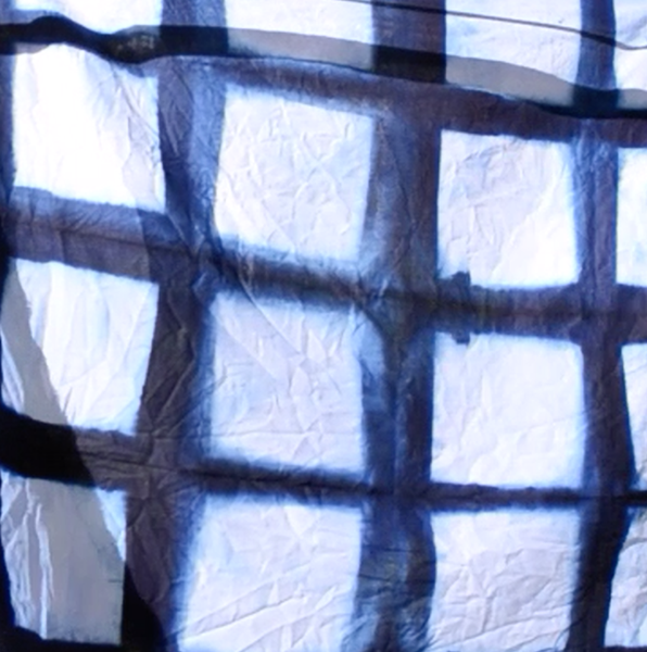 Shibori Technique Video Download: Square Itajime