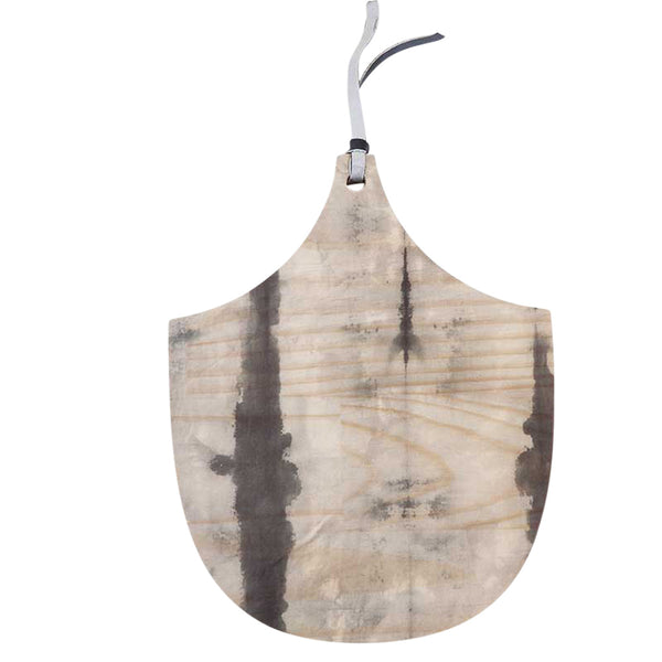 Stalactite Shield Serving Board
