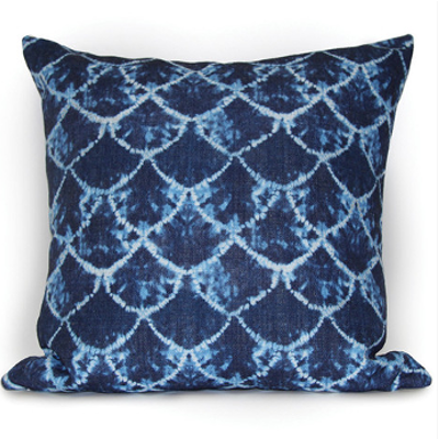 Soya Cushion Indigo