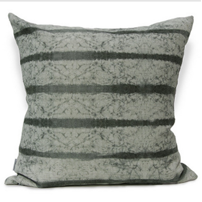 Bhutan Cushion Green