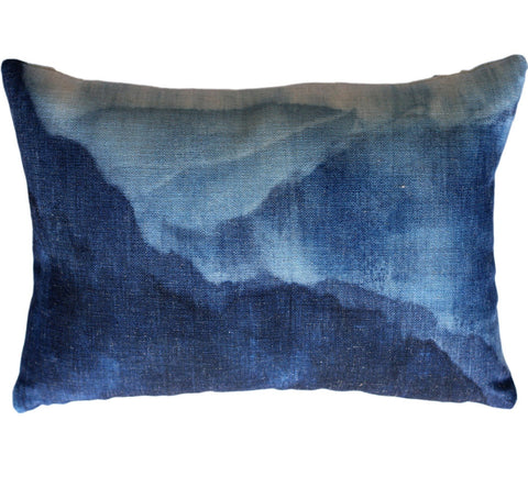 Leiden Cushion Indigo