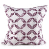 Bottlebrush Cushion Indigo