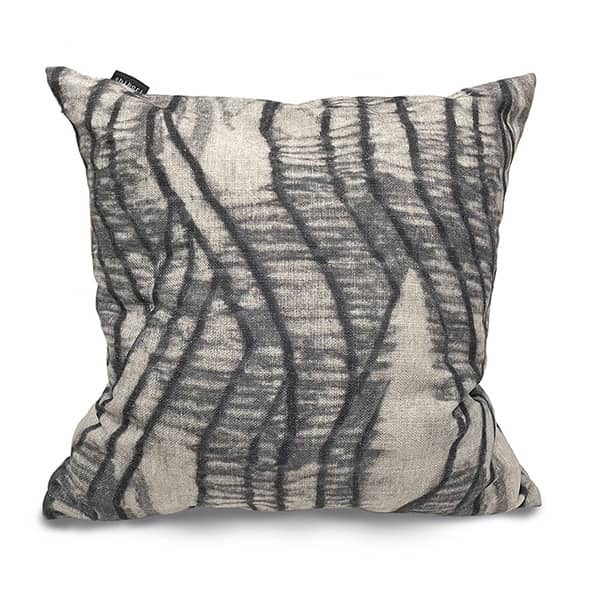 Vista Cushion Charcoal