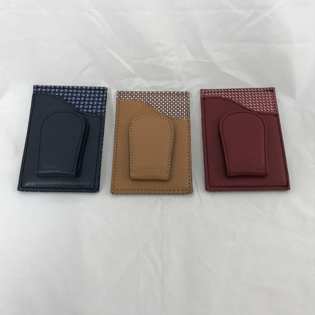 Domenik Front Pocket Wallets