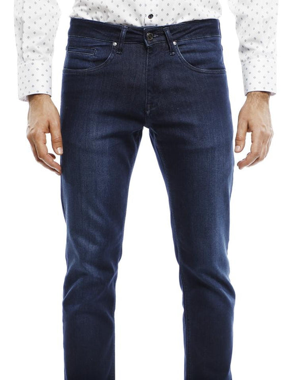 Luciano Visconti Stretch Denim Jean