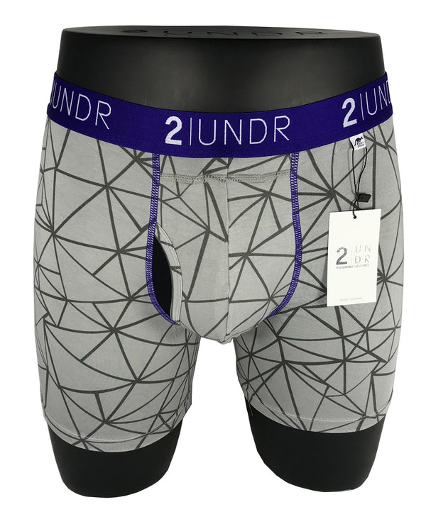 2 Undr Boxer Briefs - All Day (3 Prints)