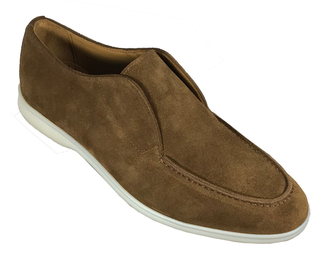 Ken's Custom Kicks - Italian Leather Slip Ons