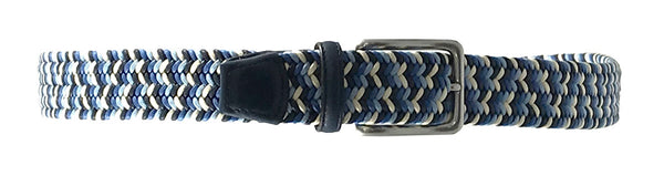 Torino Braided Stretch Belt