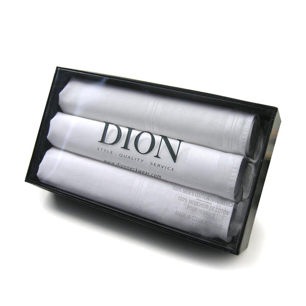 Dion 3-Pack Hankies