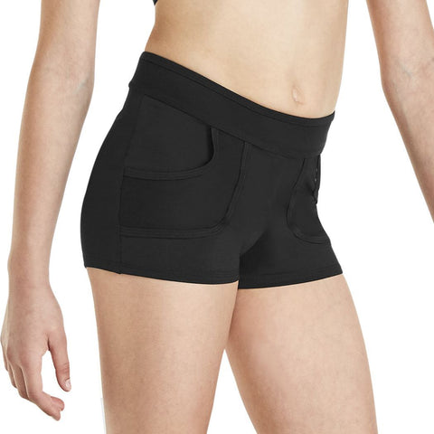 Kaia Mesh Pocket Short