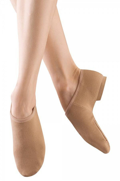 Bloch Phantom Canvas Stretch Jazz Shoe